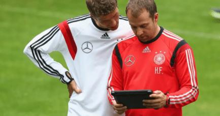 Hansi Flick confirms that Thomas Muller & Mats Hummels will continue under him