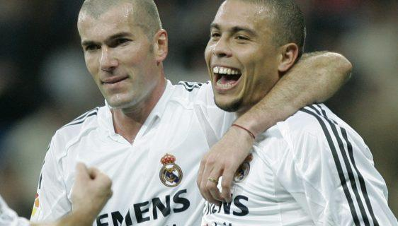 Hierarchy of 9 players that signed from Serie A to Real Madrid since 2001