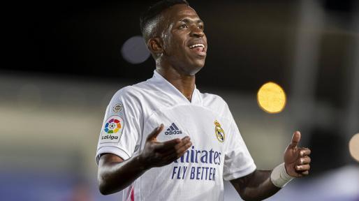 Junior Vinicius give Madrid hope