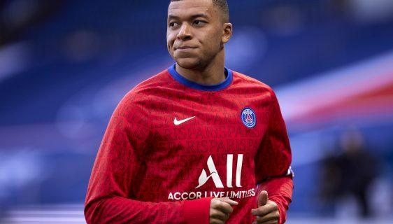 Kylan Mbappe has been widely linked with a move from PSG to Real Madrid