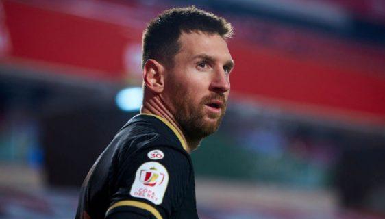 PSG begin Lionel Messi talks after Barcelona exit