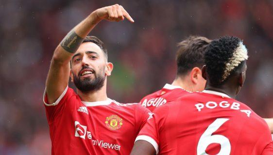 Reason behind Man United victory