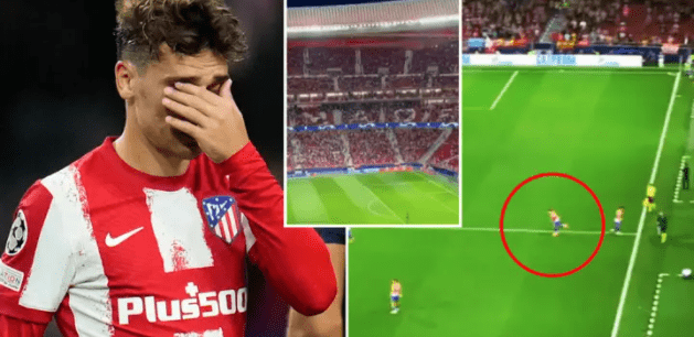 Atletico Madrid Fans BOOED Antoine Griezmann