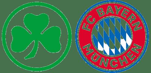 Greuther Furth vs. Bayern Munich, match tips