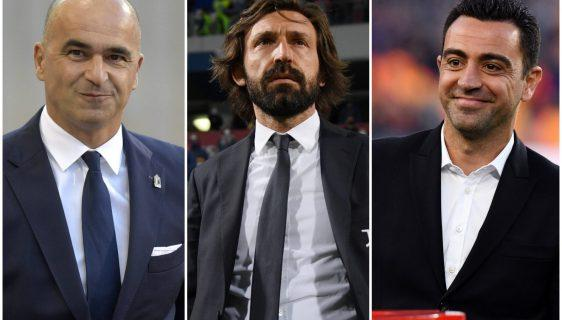 Managers who are ready to take over from Ronald Koeman