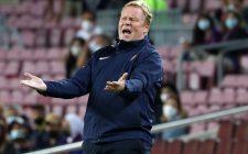 Barcelona don't have the monetary way to sack Ronald Koeman