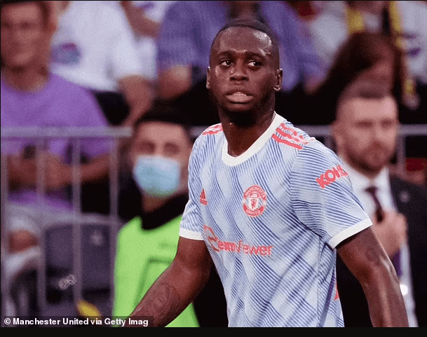 United to appeal Aaron Wan-Bissaka's Champions League ban